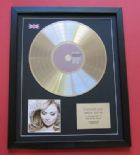 KATHERINE JENKINS - Rejoice CD / PLATINUM PRESENTATION DISC